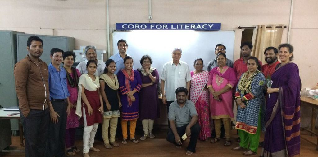 CORO welcomes India's leading philanthropist, Azim Premji