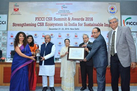 CORO's Single Women Programme receives FICCI Award
