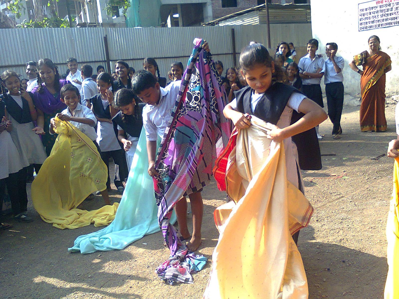 Meena Raju Manch campaign in 25,000 schools
